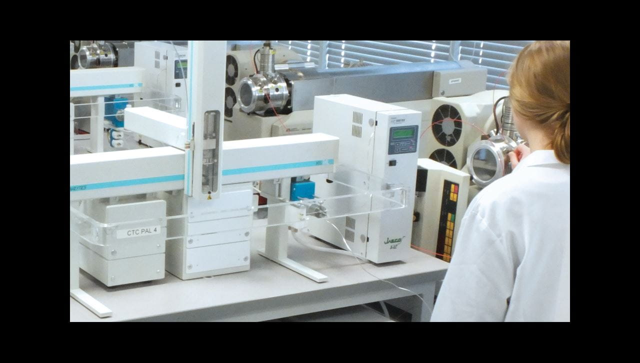 Bioanalytical LCMSMS