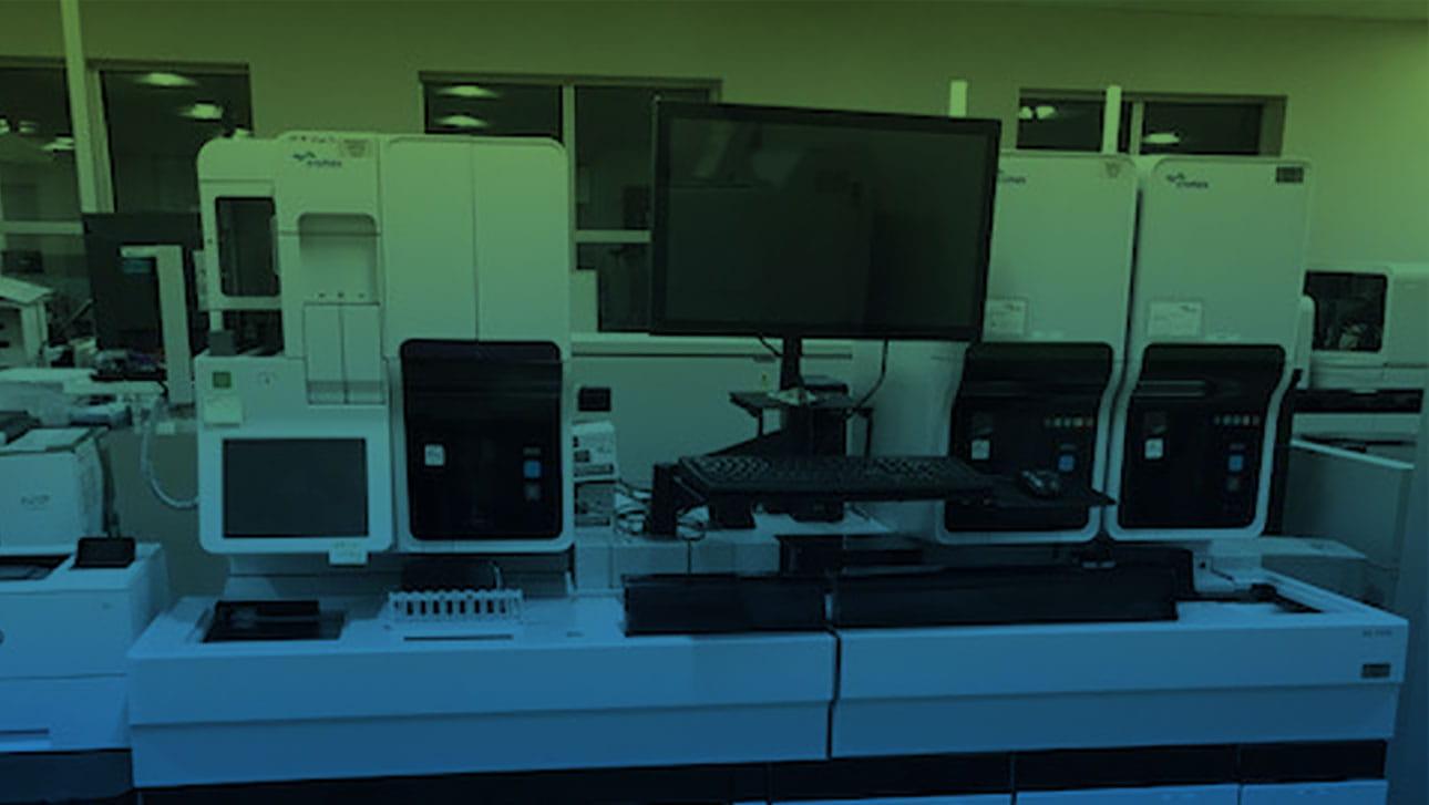 acm americas clinical trial lab